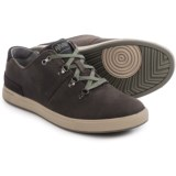 Ahnu Fulton Low Leather Sneakers (For Men)