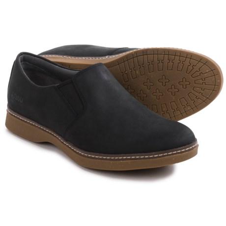 Ahnu Clay Nubuck Shoes - Slip-Ons (For Men)