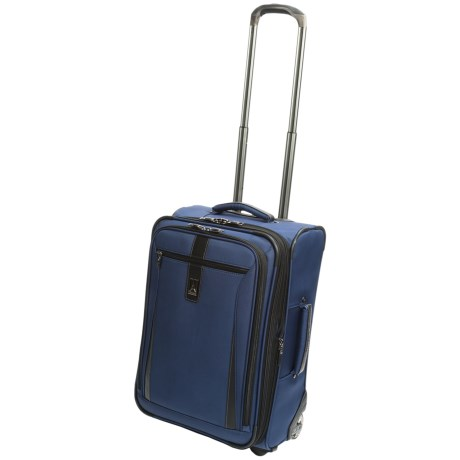 """Travelpro Marquis Expandable Rolling Carry-On Suitcase - 22"""""""