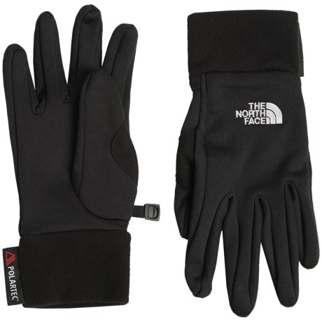 The North Face Polartec® Power Stretch® Gloves (For Women)