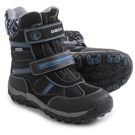 Geox Alaska Boots - Waterproof (For Little and Big Girls)