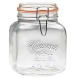 Global Amici Gourmet Hermetic Preserving Jar - 58 oz.