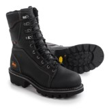 "Timberland Pro Rip Saw Soft Toe Logger Work Boots - Waterproof, 9"" (For Men)"