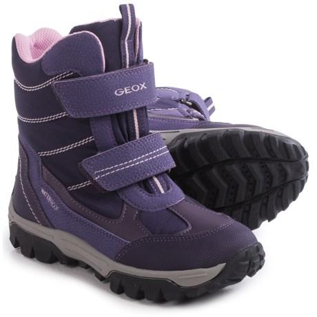 Geox Himalaya Boots - Waterproof (For Little and Big Girls)