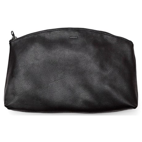 Baggu Leather Clutch (For Women)