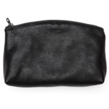 Baggu Small Leather Clutch (For Women)