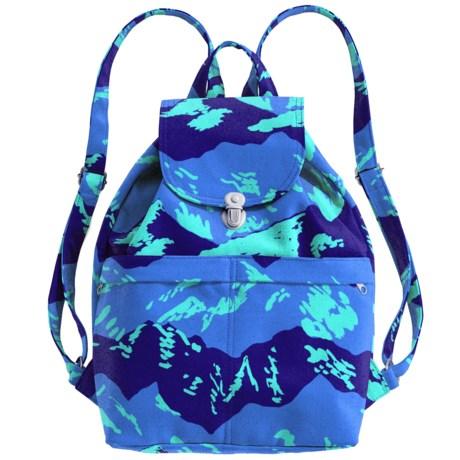 Baggu Canvas Backpack (For Women)