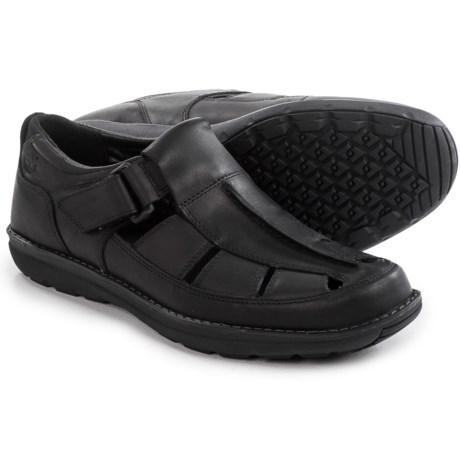 Timberland Barrett Park Fisherman Sandals - Leather (For Men)