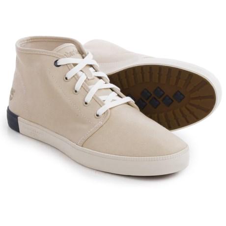 Timberland Newport Bay Canvas Chukka Boots (For Men)