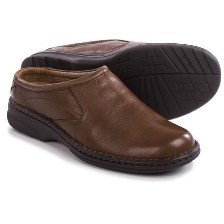 Florsheim Getaway Clogs - Leather (For Men)