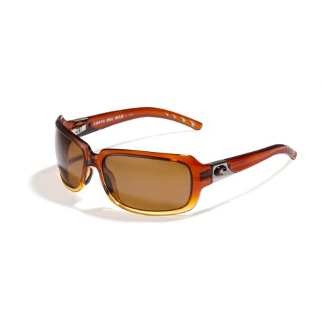 Costa del Mar Isabela CR39 Sunglasses - Polarized (For Women)