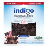 PetSafe Indigo Smokehouse Strips Dog Treats - 6 oz. Bag