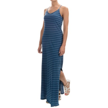Tommy Bahama Larch Striped Maxi Dress - Sleeveless (For Women)