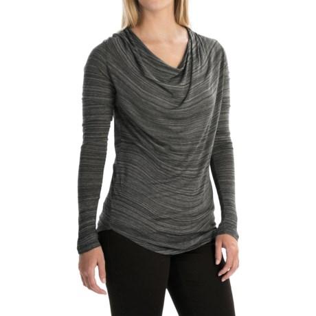 Tommy Bahama Chardon Jersey Shirt - Long Sleeve (For Women)