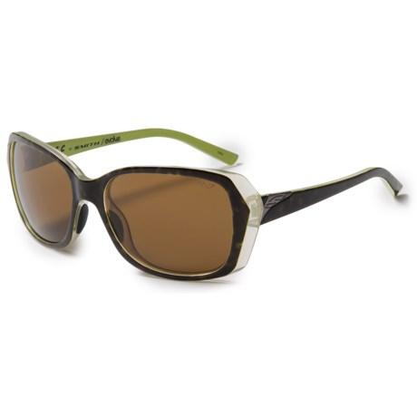 Smith Optics Facet Sunglasses - Polarized ChromaPop Lenses (For Women)