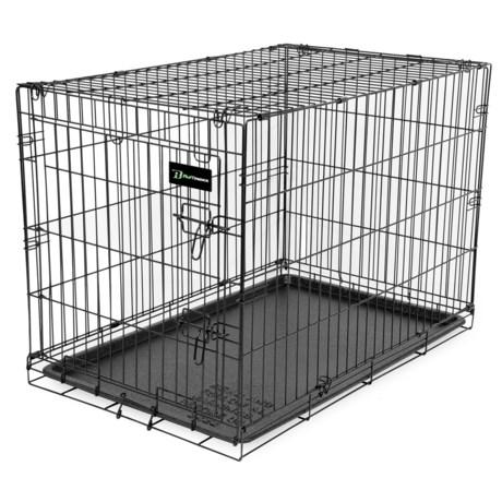 "Ruff Maxx Wire Dog Kennel - 48x28x31"""