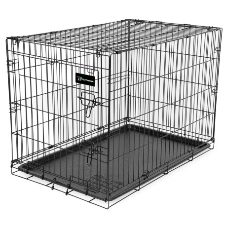 Ruff Maxx Wire Dog Kennel - 30x21x24""