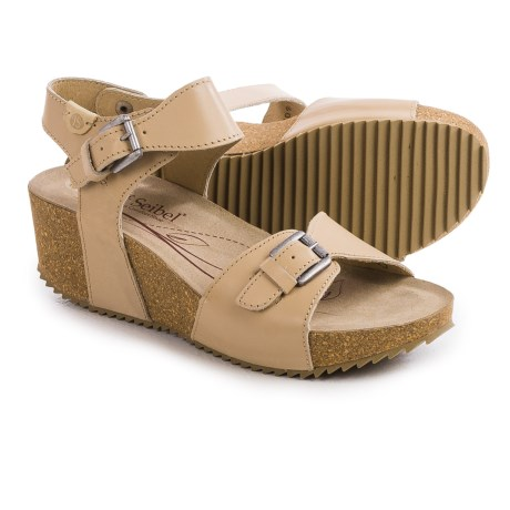 Josef Seibel Meike 09 Leather Sandals (For Women)