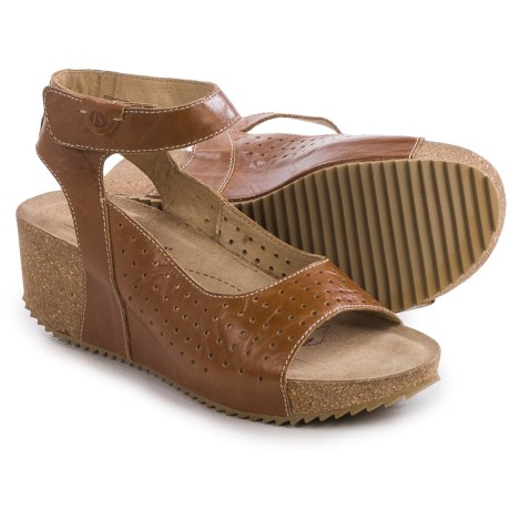 Josef Seibel Meike 01 Leather Sandals (For Women)