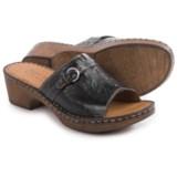 Josef Seibel Rebecca 21 Mule Shoes - Leather, Slip-Ons (For Women)