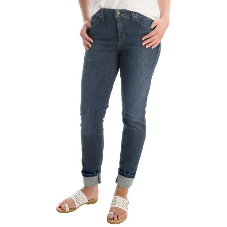 Miraclebody by Miraclesuit Skinny Minnie Sanded Jeans (For Women)