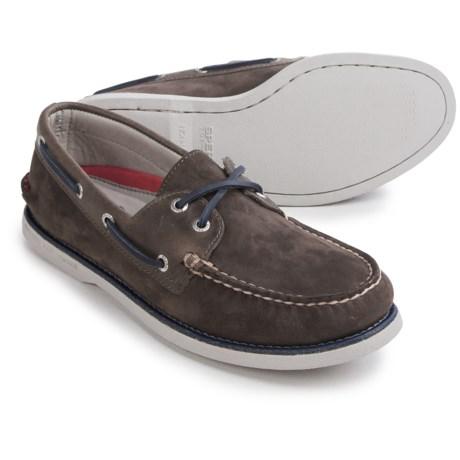 Sperry Authentic Original Boat Shoes - Nubuck (For Men)