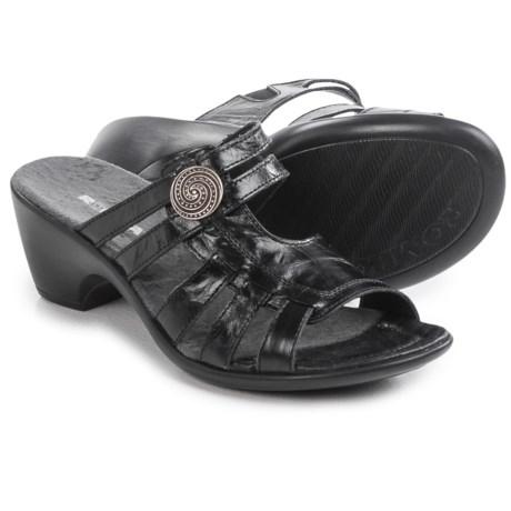 Romika Gorda 03 Leather Sandals (For Women)