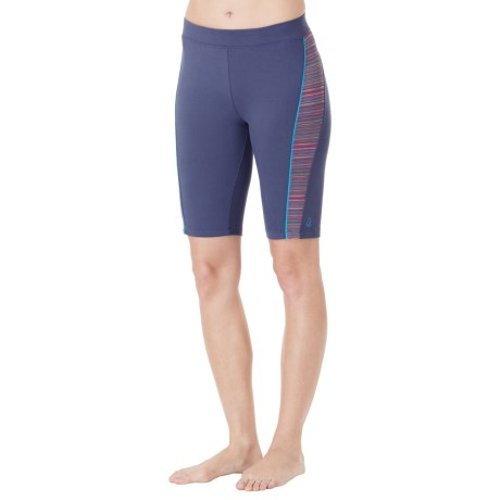 Cuddl Duds Sport Layer SofTech Cool Bermuda Shorts (For Women)