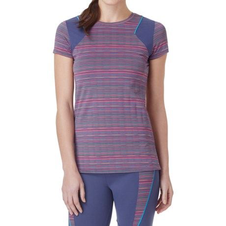Cuddl Duds Sport Layer SofTech Cool Shirt - Short Sleeve (For Women)