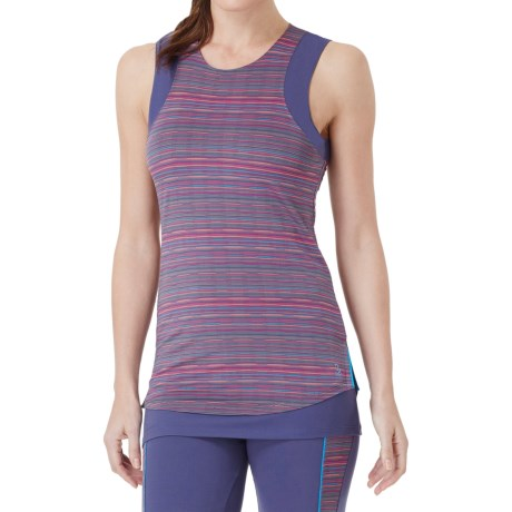 Cuddl Duds Sport Layer SofTech Cool Tank Top - Built-In Shelf Bra (For Women)