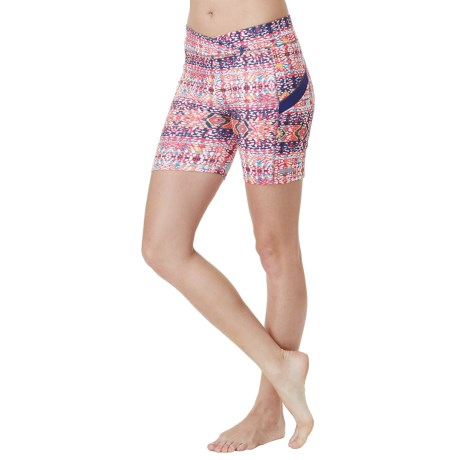 Cuddl Duds Sport Layer SofTech Core Shorts (For Women)