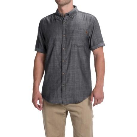 Dakota Grizzly Doyle Shirt - Reversible, Short Sleeve (For Men)