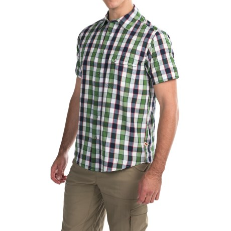 Dakota Grizzly Harley Shirt - Snap Front, Short Sleeve (For Men)