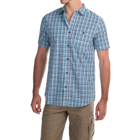 Dakota Grizzly Barton Shirt - Short Sleeve (For Men)