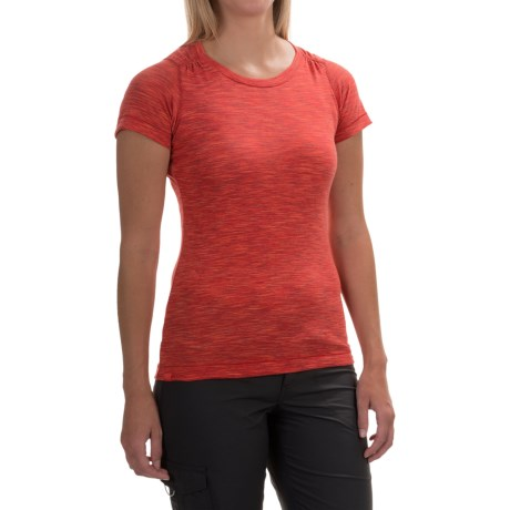 Outdoor Research Flyway Shirt - Short Sleeve (For Women)