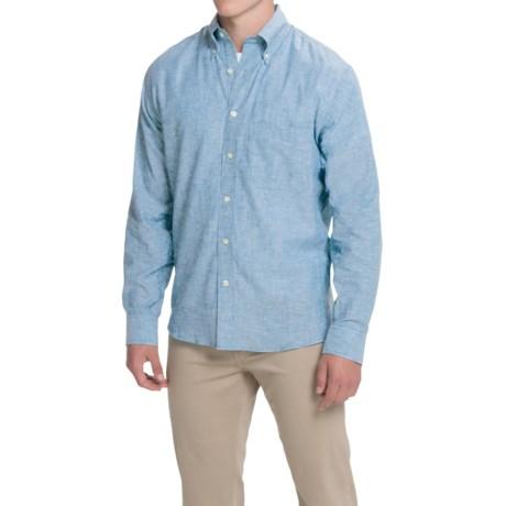 Bills Khakis Slub-Weave Shirt - Long Sleeve (For Men)