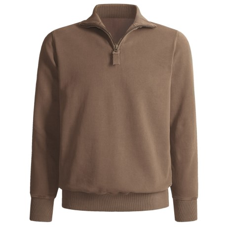 Gramicci Telemark Zip Neck Shirt - Long Sleeve (For Men)