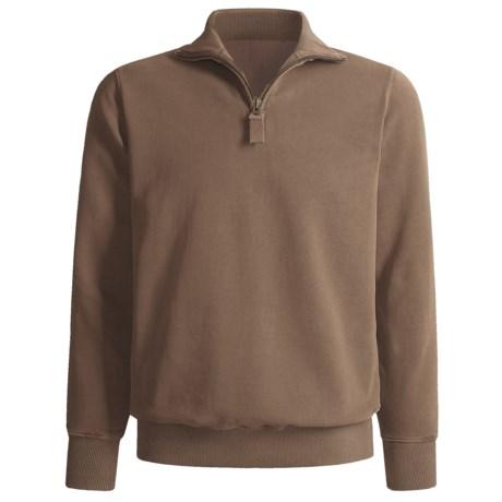 Gramicci Telemark Zip Neck Shirt - Long Sleeve (For Men)