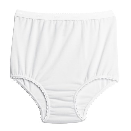 Terramar Underwear Briefs (For Women)