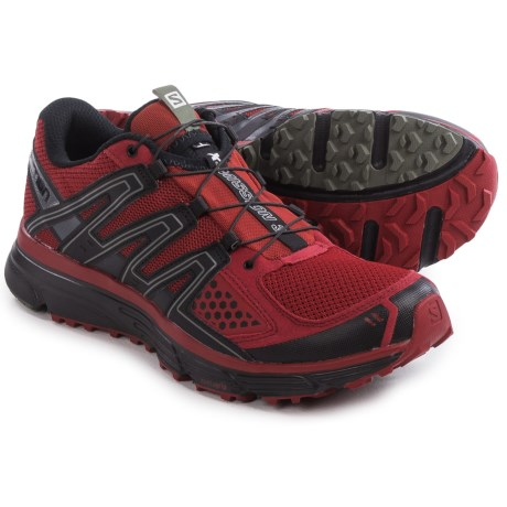 Salomon X-Mission 3 Trail Running Shoes (For Men)
