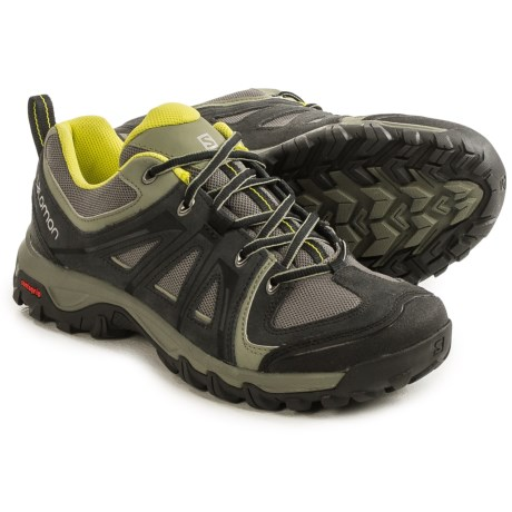 Salomon Evasion Aero Hiking Shoes (For Men)