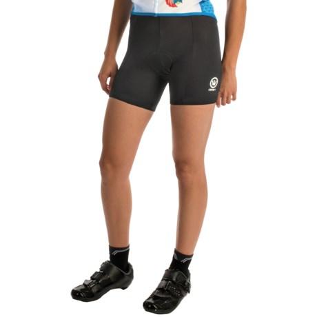 Canari Micro Cycling Shorts (For Women)