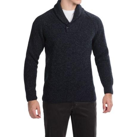 Barbour Bransfield Sweater - Lambswool (For Men)
