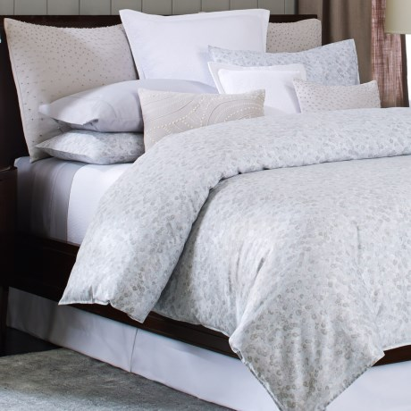 Barbara Barry Sequins Comforter Set - King