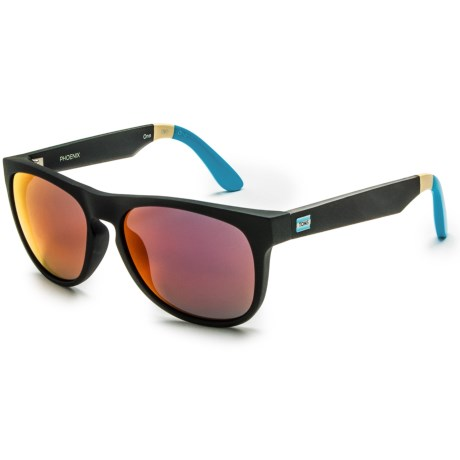 TOMS Phoenix Sunglasses - Mirrored
