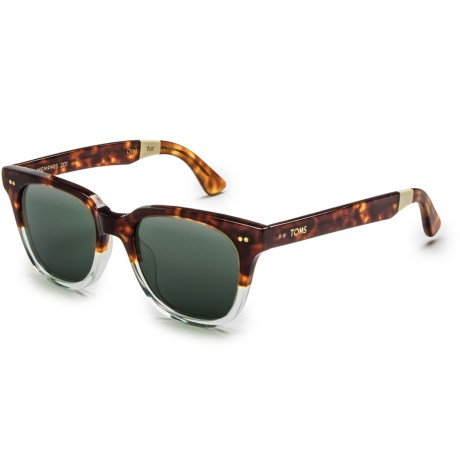 TOMS Memphis 201 Sunglasses - Polarized