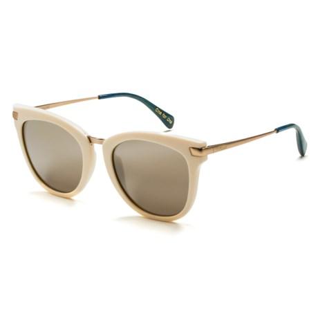 TOMS Adeline Sunglasses - Mirrored (For Women)