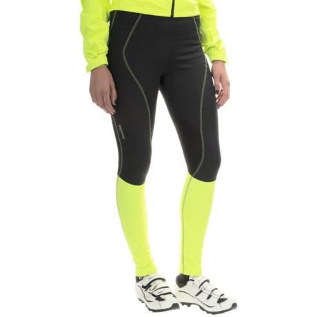 Gore Bike Wear Element Soft Shell Cycling Tights - Windstopper® (For Women)