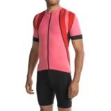 Gore Bike Wear Oxygen Cycling Jersey - Full Zip, Short Sleeve (For Men)