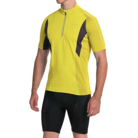 Gore Bike Wear Countdown 2.0 Cycling Jersey - Zip Neck, Short Sleeve (For Men)